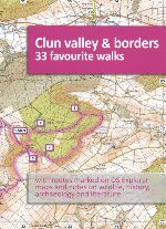 Clun Valley and Borders - 33 Walks