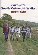 Favourite South Cotswold Walks