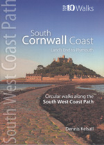 South West Coast Path South Cornwall Coast Top 10 Walks