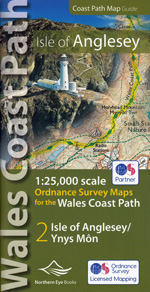 Isle of Anglesey Walking Map